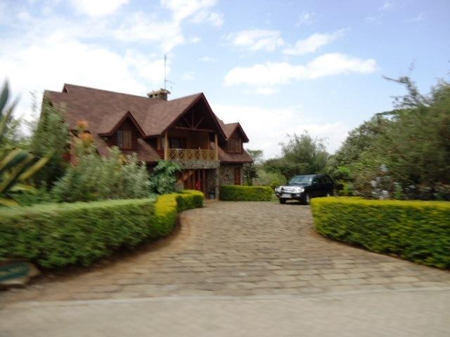 Ler Ltd - Cedar Chalet, Great Rift Valley Lodge